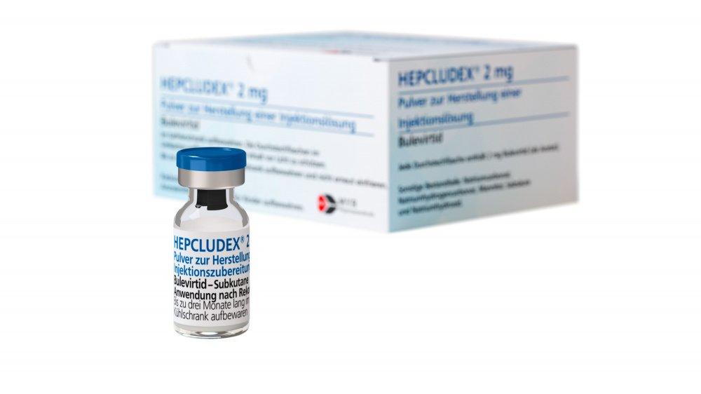 Мирклюдекс – анонс нового препарата от гепатита В