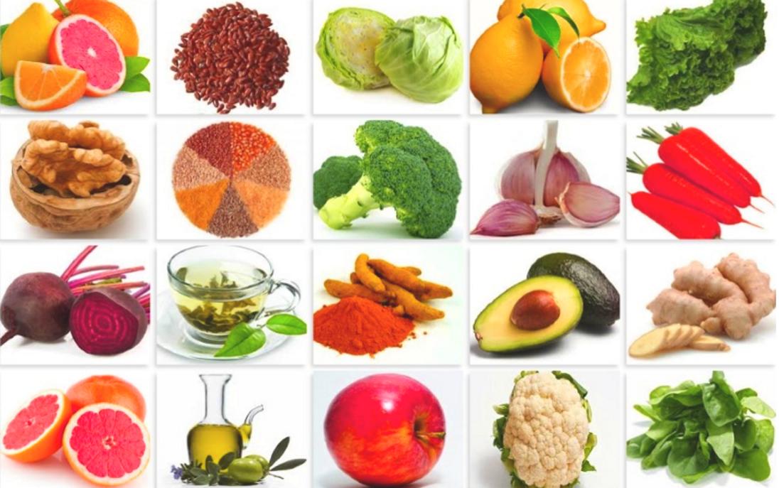 Фрукты и овощи, полезные для печени при гепатите С