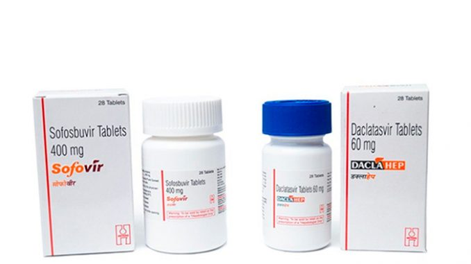 Применение препарата Даклатасвир в лечении гепатита С