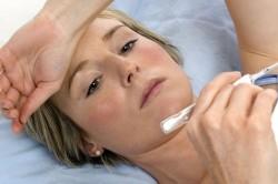 Повышенная температура при гепатите А