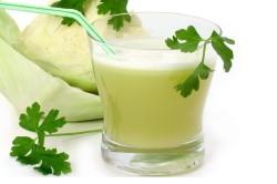 Сок квашеной капусты для лечения гепатита