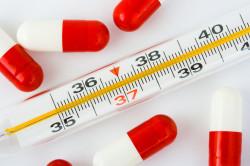 Температура - симптом гепатита В