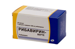 Рибавирин для лечения гепатита