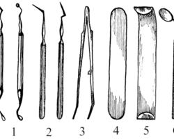 Заражение через стоматологические инструменты
