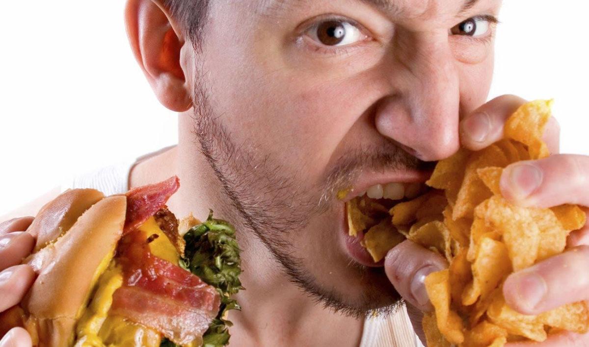 Отказ от алкоголя и жирной пищи
