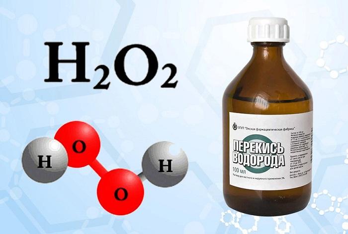 Перекись водорода для лечения гепатита С