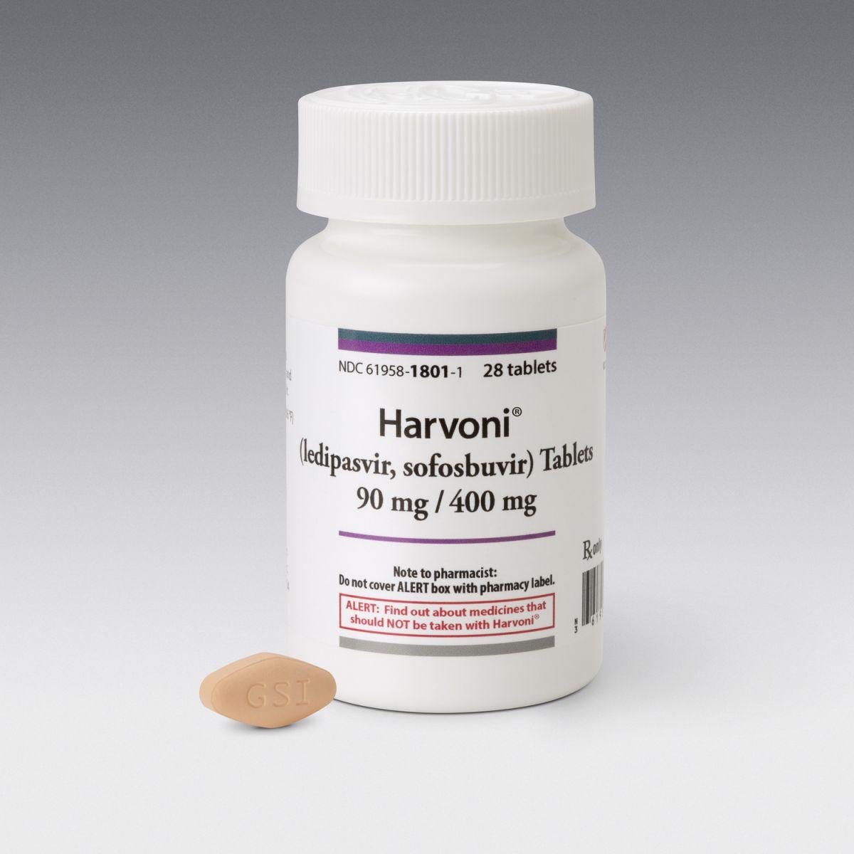 Препарат Harvoni