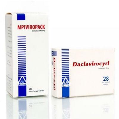 MPIViropack и Daclavirocyrl