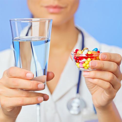 Прием препарата