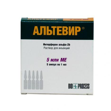 Интерферон альфа-2b