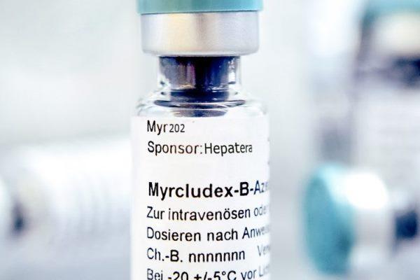Мирклюдекс в лечении гепатита B