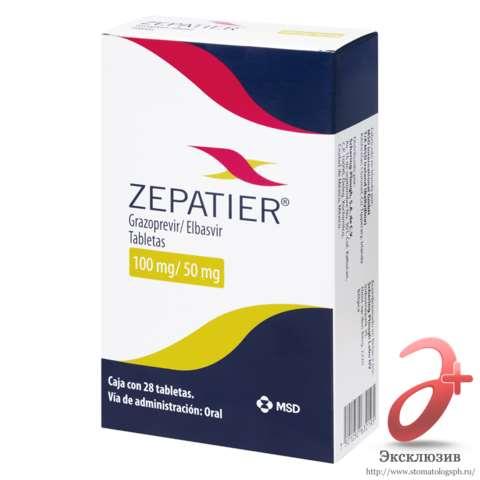 Препарат Zepatier